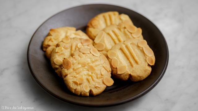 アーモンド・フォーク・クッキー