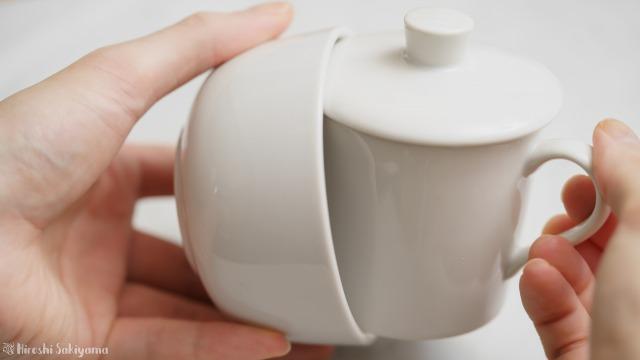 テイスティングカップの使い方